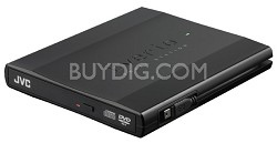 CU-VD3 Share Station Portable DVD Burner with Storable USB Cable