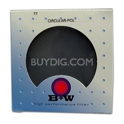 77mm Coated Circular Polarizer Glass Filter SHPMC - 65-1065310