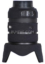 Lens Cover for the Nikon 18-200 VRII - Black