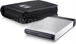 Pocket Media 320 GB USB 2.0 Portable External Hard Drive w/ Case - OPEN BOX