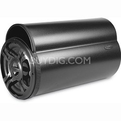 Bass Tube-10In 250W Class D Car Subwoofer Tube (Works in any Car)