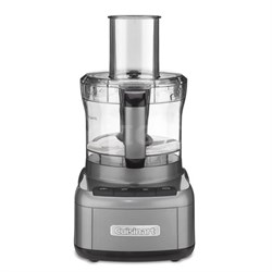 FP-8GMFR Elemental 8-Cup Food Processor Gunmetal - Manufacturer Refurbished