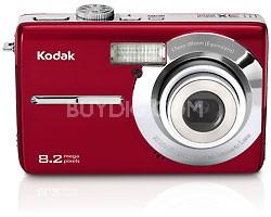 EasyShare M853 8.2 MP Digital Camera (Red)