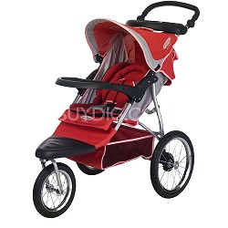 Safari Swivel All Terrain Strollers (Rose Khaki)