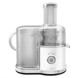 Easy Clean Juicer in White - KVJ0333WH