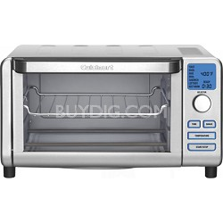 Exact Heat Toaster Oven Broiler - TOB-100 - Factory Refurbished