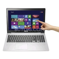 "VivoBook 15.6"" HD Touch V551LA-DH51T Notebook PC - Intel Core i5-4200U Processor"