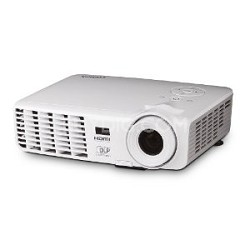 D535 3200 Lumen XGA HDMI 120Hz 3D-Ready Portable DLP Projector (White)