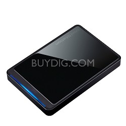 MiniStation Stealth Portable USB 2.0 Hard Drive 500GB