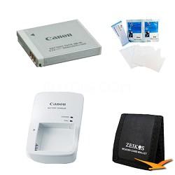 Power Travel kit for the Canon powershot SX500,SX510,SX700,S95,D30 & SX280