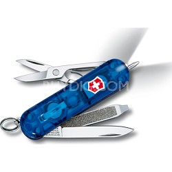 Signature Lite Pocket Knife - Sapphire