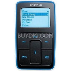 Zen Micro {Black} 6GB MP3 player-(Special last Item)