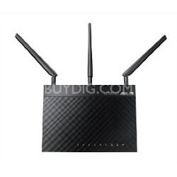 RT-N66U Dual-Band Wireless-N900 Gigabit Router