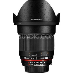 16mm F2.0 Wide Angle Lens for Samsung NX