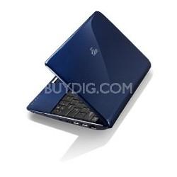 """Eee PC 10.1"""" NetBook/Blue/n280-1.66GHz/1GB RAM/160GB/XP /Webcam/WiFi N/Bluetooth"""