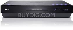 BH100 Super Blu Player - Plays Blu-ray & HD DVD Discs