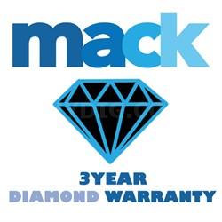 3 year Diamond Service Warranty Certificate (up to $250) *1301*