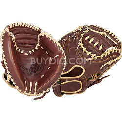 32.5-Inch FG 125 Series Catchers Mitt Right Hand Throw - Brown