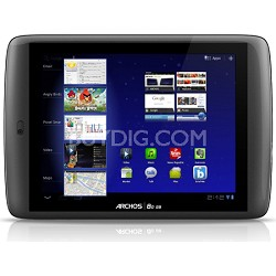 "80 G9 1.5 GHz 250 GB 8"" Tablet with Android 3.2 Honeycomb OS"