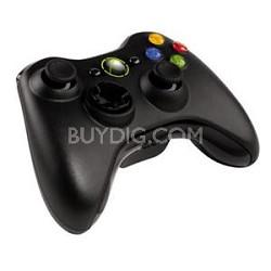 Xbox 360 Wireless Controller - Glossy Black