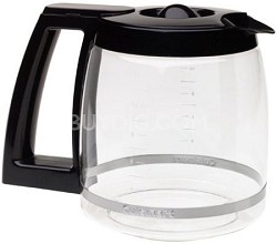 12 Cup Replacement Carafe-Black