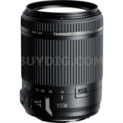18-200mm Di II VC All-In-One Zoom Lens for Canon Mount