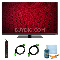 E390-B1E- 39-Inch LED HDTV 1080p 60Hz Plus Hook-Up Bundle