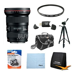 EF 16-35mm f/2.8L II USM Lens Exclusive Pro Kit