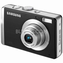 "L201 10.2MP 2.7"" LCD Digital Camera (Black)"