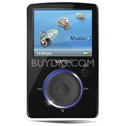 Sansa Fuze 4GB Black MP3 Video Music Player (SDMX14R-004GK-A57)