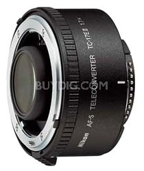 TC-17EII  1.7X Telephoto Converter with  Nikon USA Warranty