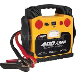 400 Amp Battery Jump Starter - 2467-1 - OPEN BOX