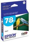 Claria Hi-Definition Ink Cartridge (Cyan)