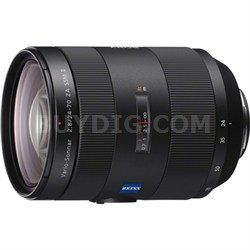 SAL2470Z2 - ZEISS 24-70mm F/2.8-22 Wide-Angle Full Frame A-Mount Zoom Lens