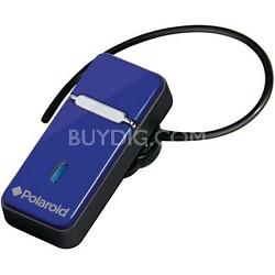 Compact Bluetooth Headset - Blue
