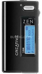 Creative Zen Nano 1GB MP3 Player - black