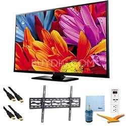 50-Inch Plasma 720p 600Hz HDTV Pro Mount Bundle - 50PB560B