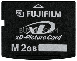 2Gig xD Type M Memory Card