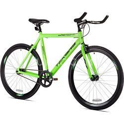 """Green Renzo 22.5""""/56cm 700c Fixie Road Bike (32724)"""