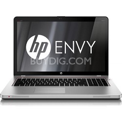 "ENVY 17.3"" 17-3270nr Notebook PC - Intel Core i7-3610QM Proc.2.30 GHz - OPEN BOX"