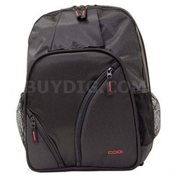 Tri-Pak Backpack in Black - C7710