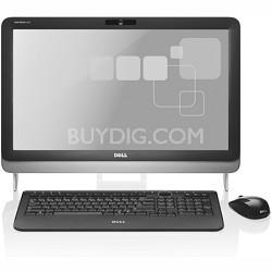 Inspiron One 2305 Desktop- Mercury Silver  AMD Athlon II X2 240e All In One