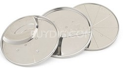 3-Piece Specialty Disc Set for 11-Cup Processors