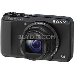 Cyber-shot DSC-HX20V 18.2 MP 20x Optical Zoom Geotagging Ultrazoom - OPEN BOX