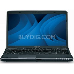 "Satellite 15.6"" A665-S5176X Notebook PC Intel Core i3-2310M Processor"