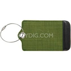 T-Tech Mesh Window Luggage Tag, Green