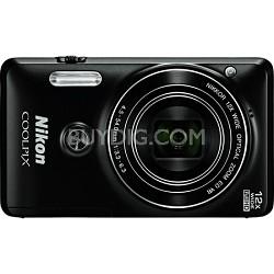 S6900 16MP 1080p Wi-Fi Camera w/ 12X Zoom & Flip out screen