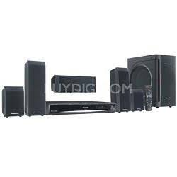 SC-PT660 DVD Home Theater System