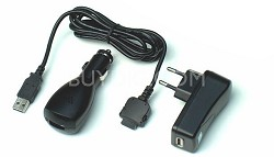 Gear To Go Power Kit for Palm Tungsten E / Zire 31/72 Pda's