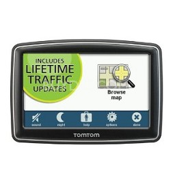 XL 350T 4.3 inch GPS with Lifetime Traffic Updates